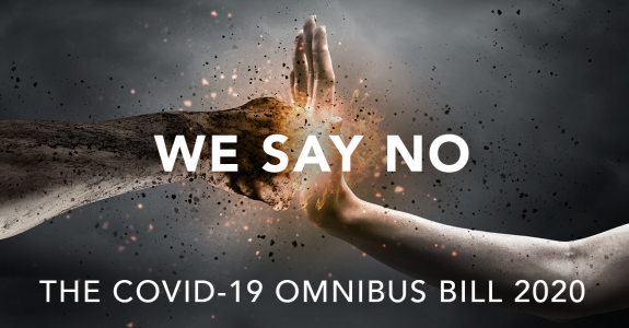 COVID-19 Omnibus (Emergency Measures) and Other Acts Amendments Bill 2020